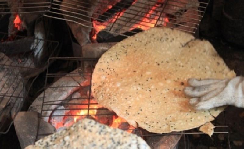 Bánh tráng dừa