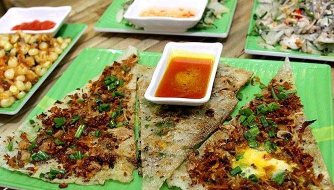Bánh tráng Kim Đà Lạt