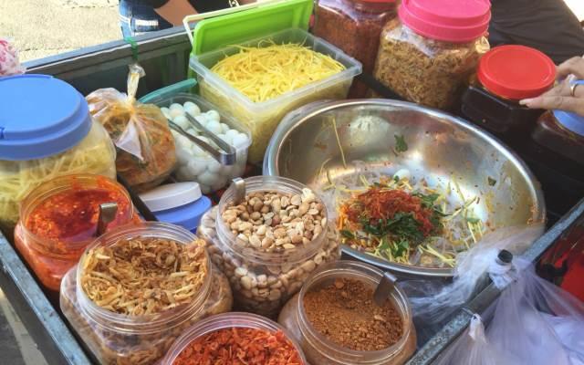 Bánh Tráng Kim - Hàm Nghi