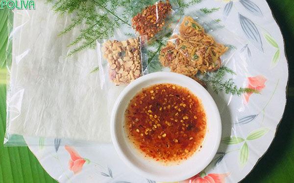 Bánh tráng me Tây Ninh