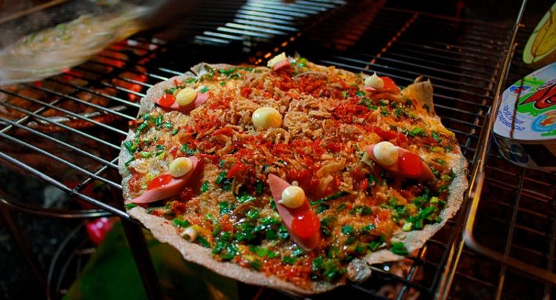 Bánh tráng nướng 54 Nguyễn Văn Trỗi