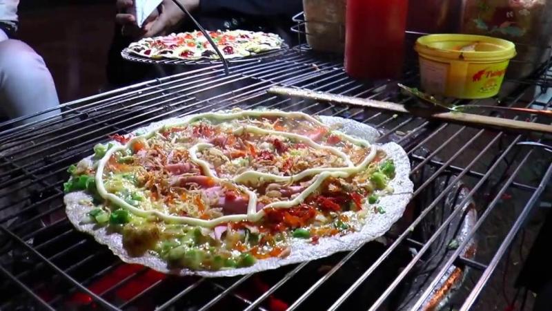Bánh tráng nướng 58 Nguyễn Công Trứ