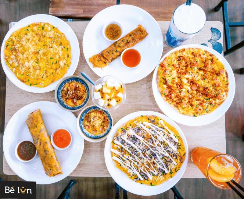 Bánh Tráng Nướng Bé Lùn - Phạm Ngọc Thạch