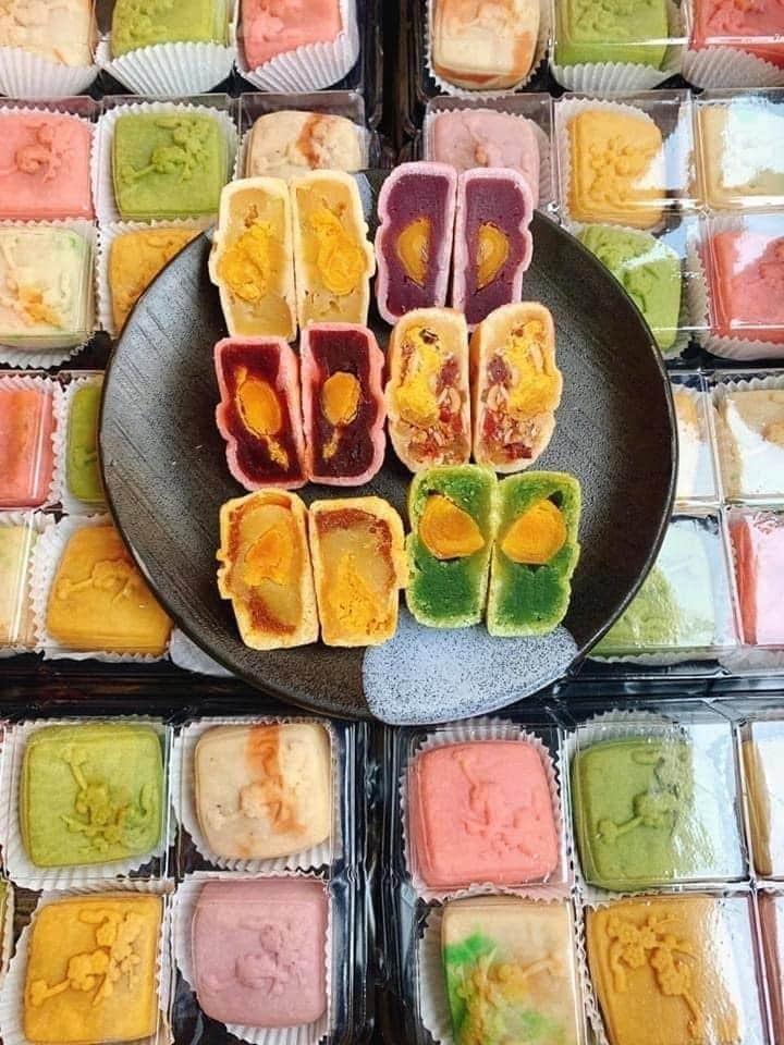 Bánh tranh thu handmade - Nguyễn June Thảo
