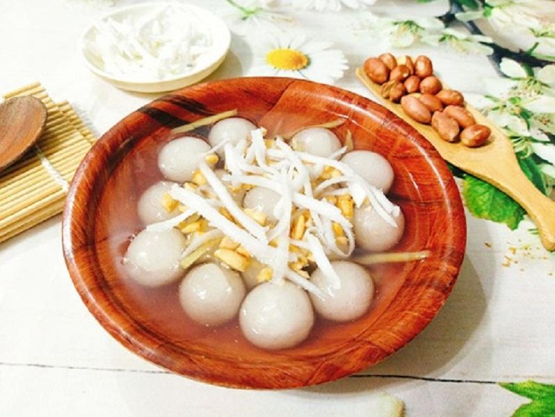 Bánh trôi Ninh Bình
