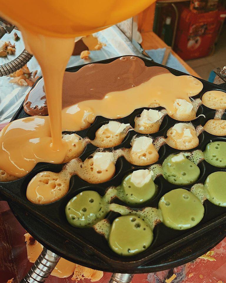 Winny mang đến những chiếc bánh gà non vừa quen vừa lạ, bánh đẹp và thơm ngon hợp khẩu vị thực khách.