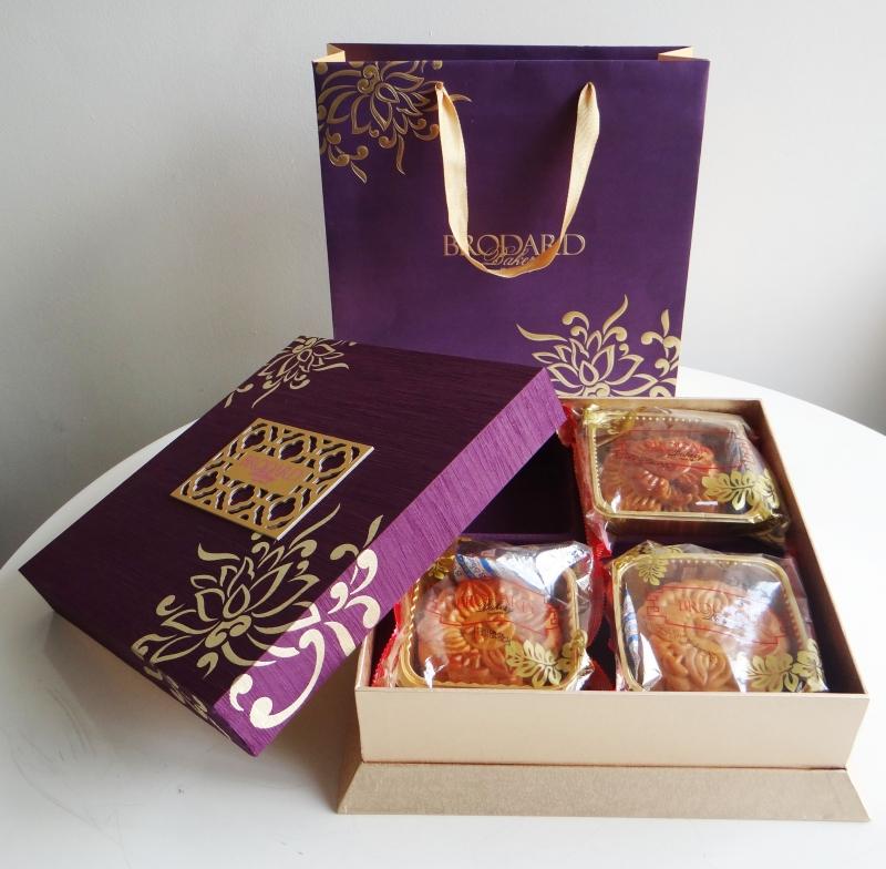 Một hộp sản phẩm của Brodard