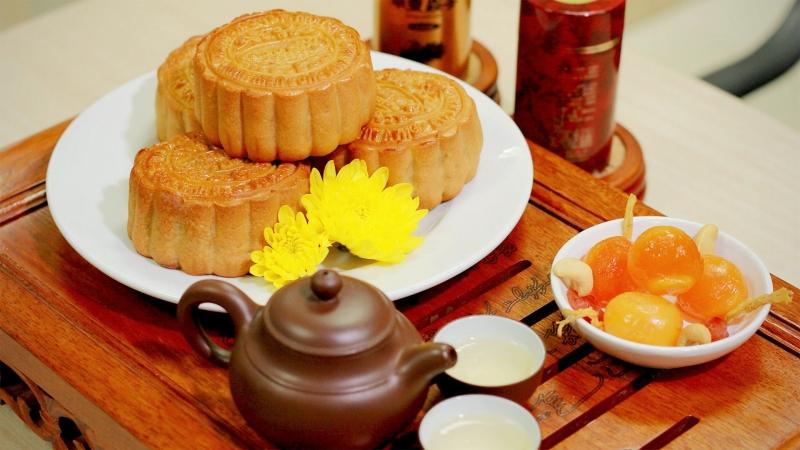 Một loại bánh của Đồng Khánh