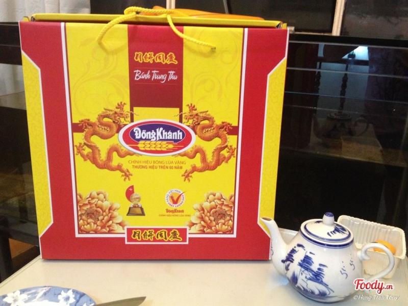 Mẫu hộp của thương hiệu Đồng Khánh