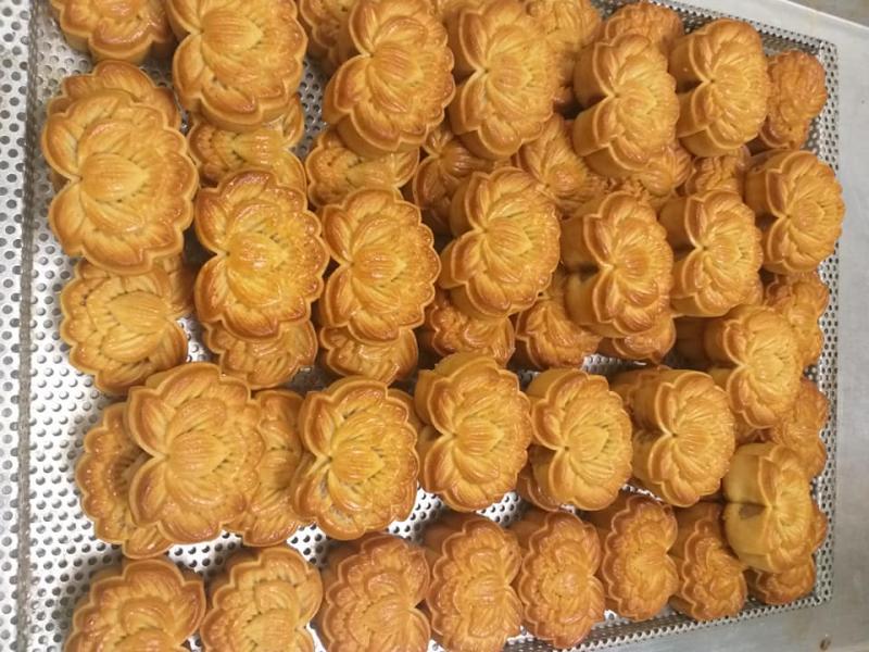 Bánh trung thu handmade Nguyễn Thu Hương