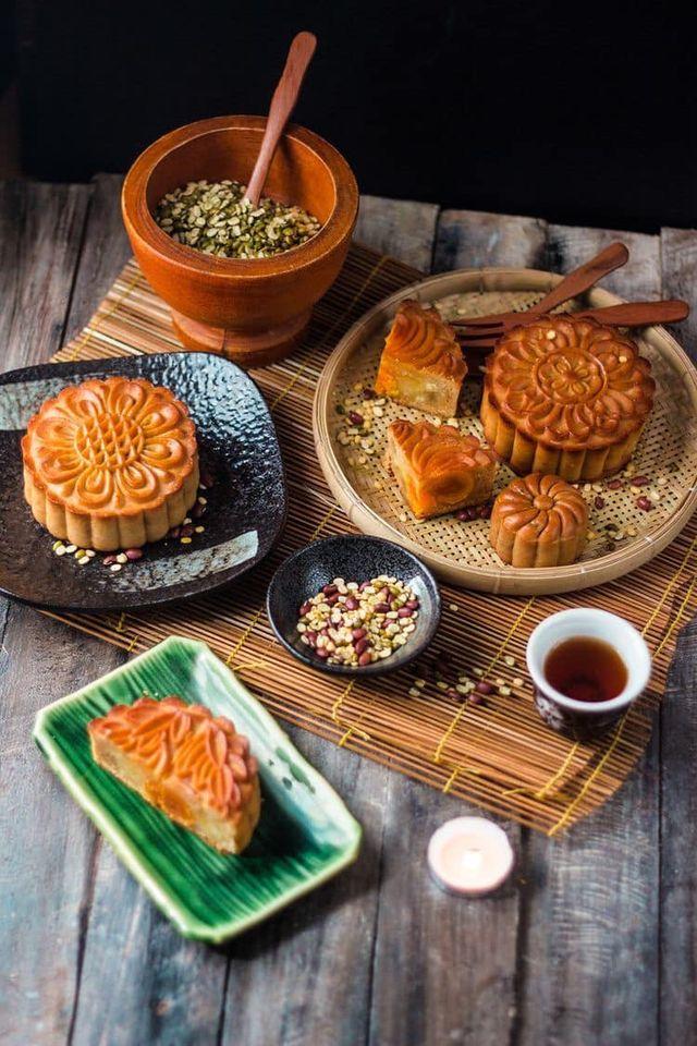 Bánh trung thu handmade Vũ Minh Hằng