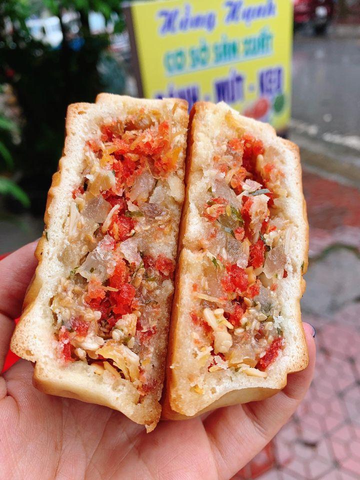 Bánh Trung thu Hồng Hạnh