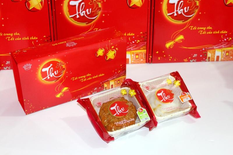 Mẫu hộp bánh trung thu Kinh Đô