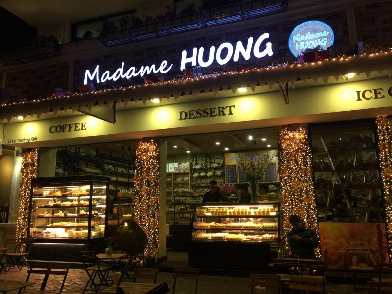 Một cửa hàng của Madame Huong