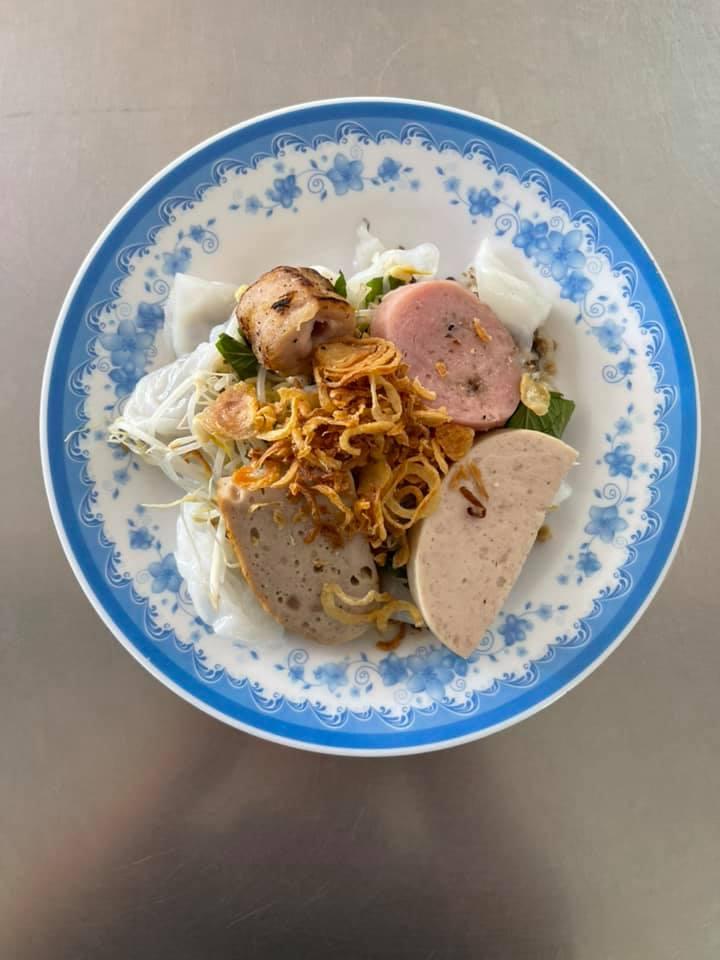 Bánh ướt - Bánh cuốn Sài Gòn