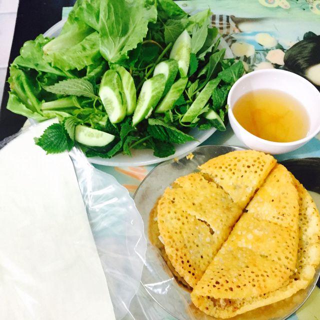 Bánh xèo Tạ Quang Bửu
