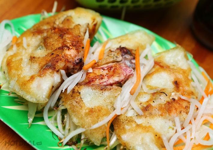 Bánh xèo Nha Trang.