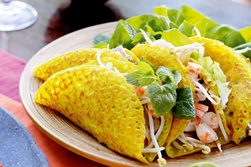 Bánh xèo Quảng Ngãi là món ăn người dân quê tôi mưu sinh nơi đất khách