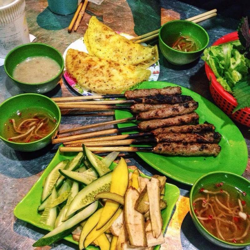Bánh Xèo Đà Nẵng - Trương Định