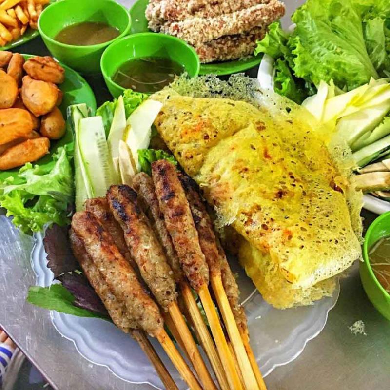 Top 10 Quán ăn vặt ngon nhất đường Lạc Long Quân, Tây Hồ