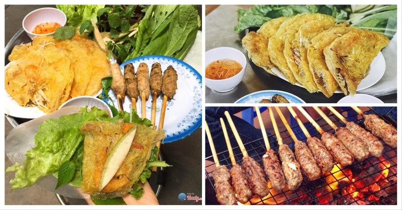 Bánh Xèo Nem Lụi -  91 Bế Văn Đàn, Hà Đông