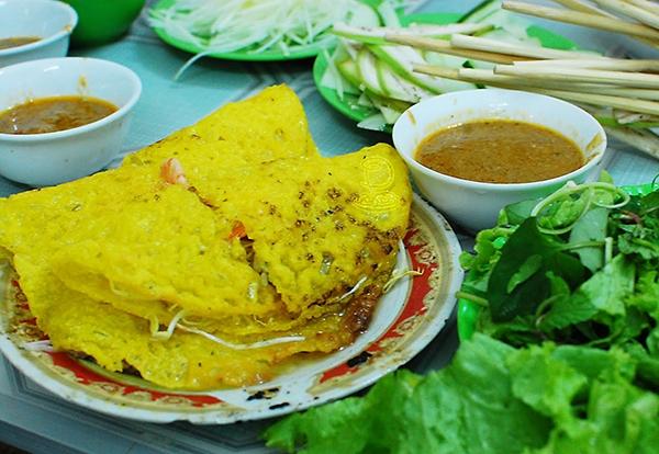 Bánh Xèo Quảng Ngãi - Anh Năm Trà Khúc