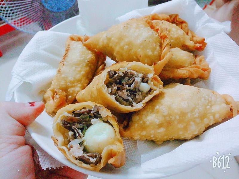 Bánh Xếp Ngã 4 Quang Trung