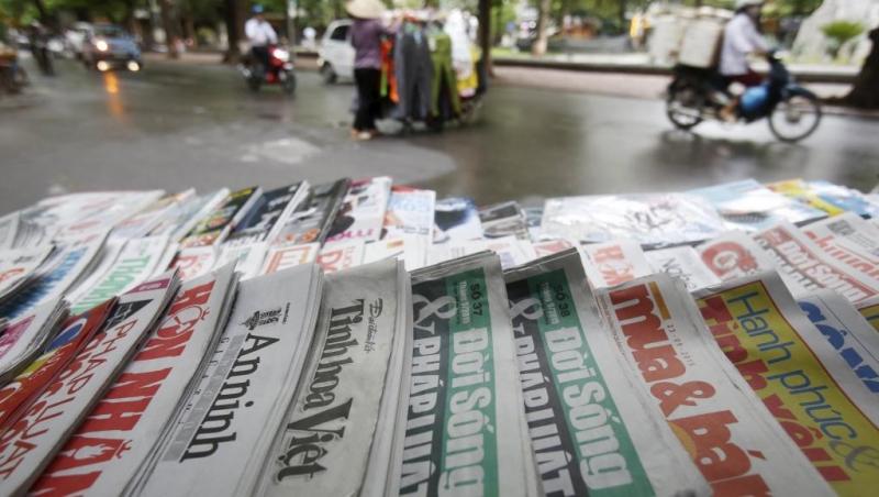 Báo chí đồng hành cùng dân tộc trong sự nghiệp bảo vệ đất nước
