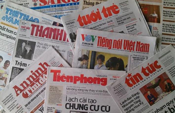 Báo chí phục vụ thiết thực thời kì đổi mới