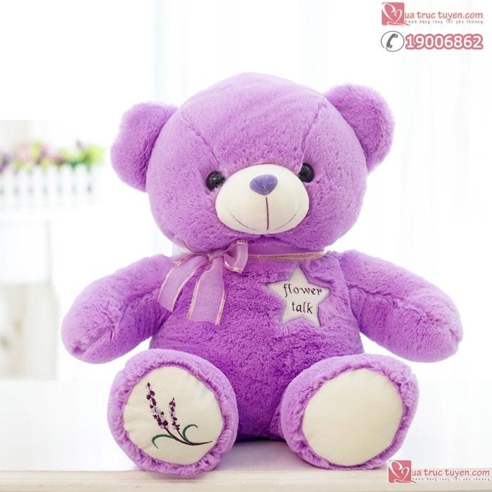 Ngủ hoài với những con gấu bông bạn sẽ khó mà có gấu thật