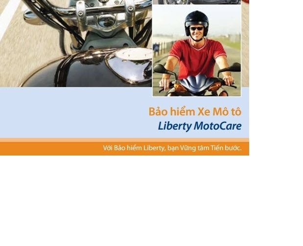 Bảo hiểm xe máy LIBERTY