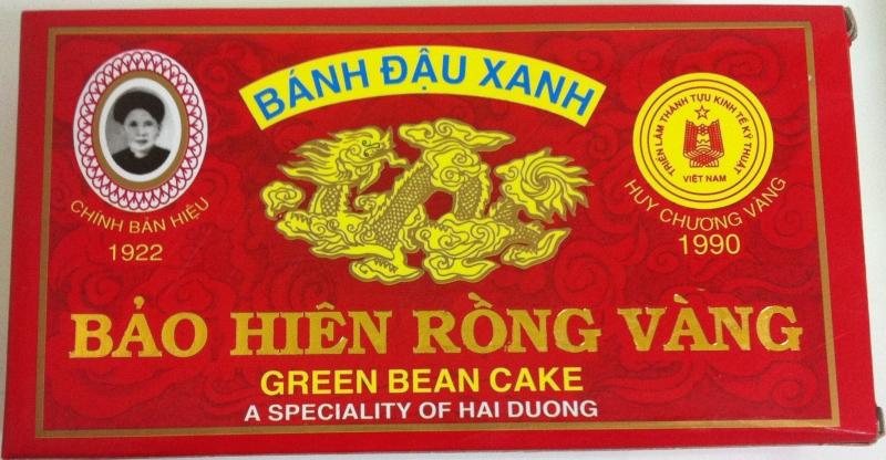 Bánh đậu xanh Bảo Hiên