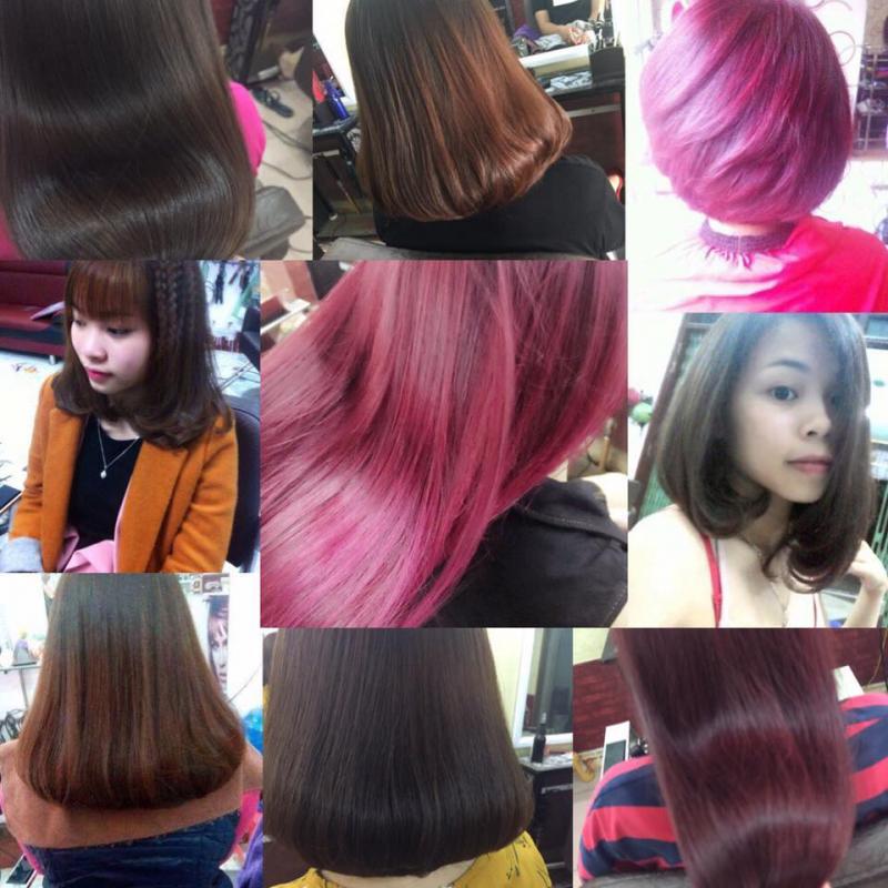Bảo Long Hairsalon thường xuyên cập nhật những mẫu tóc và màu tóc mới để đáp ứng tốt nhất nhu cầu của khách hàng