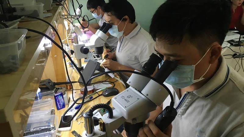 Bảo Long Mobile - Sửa chữa điện thoại, thay ép màn hình mặt kính Smartphone