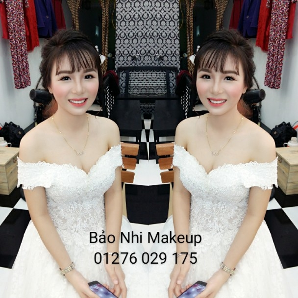 Bảo Nhi Make Up
