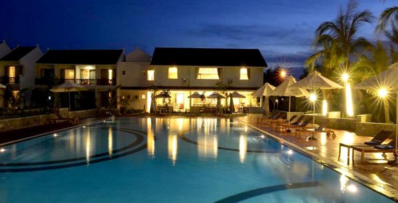 Bảo Ninh Beach Resort cũng là một trong những địa điểm lưu trú tuyệt vời