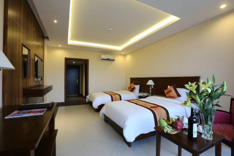Phòng nghỉ tại Bảo Ninh Beach Resort