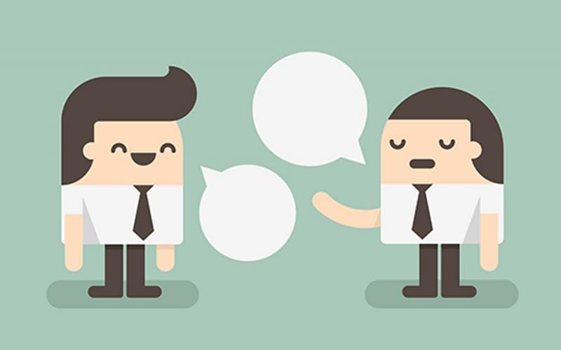 Cùng bạn bè thảo luận giúp bạn trao dồi kỹ năng tranh luận.