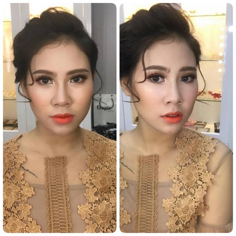 Bảo Quyên makeup