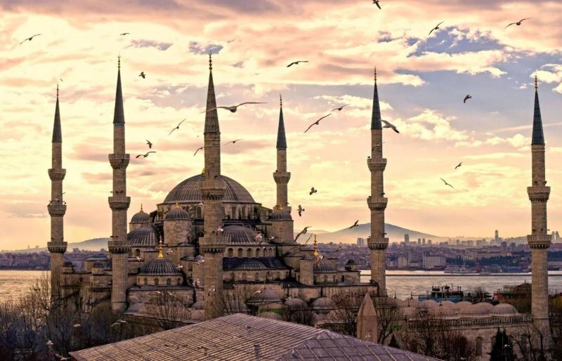 Bảo tàng Aya Sofya, Thổ Nhĩ Kỳ