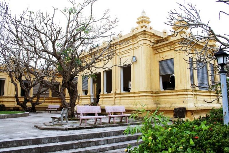 Bảo tàng Chăm tại Đà Nẵng