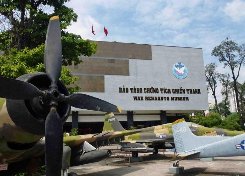 Bảo tàng Chứng tích chiến tranh (Quận 3, Tp.Hồ Chí Minh)