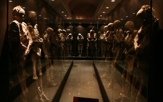 Bảo tàng xác ướp