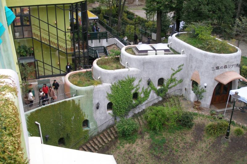Bảo tàng Ghibli ở Mitaka