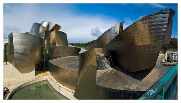 Bảo tàng Guggenheim, Tây Ban Nha