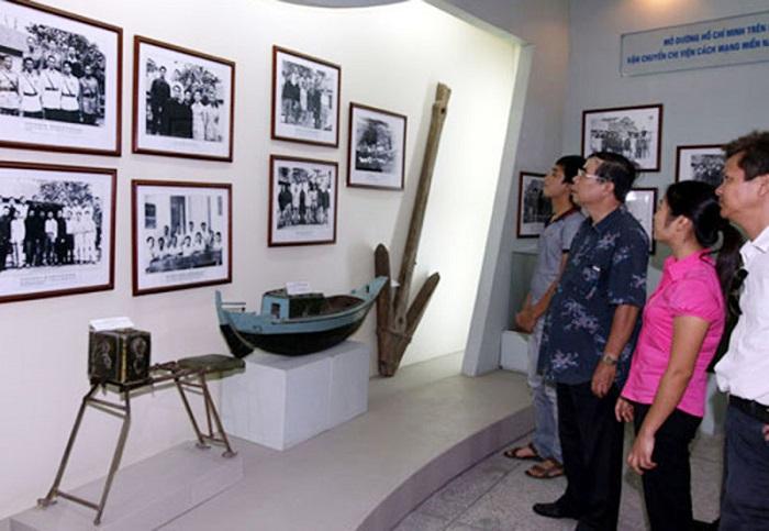 Bảo tàng Hải quân Việt Nam niềm tự hào của Hải quân Việt