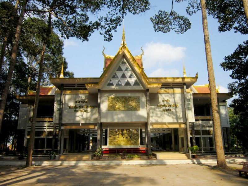Bảo tàng Văn hóa Khmer