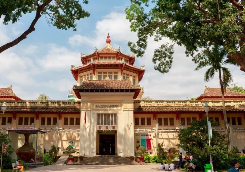 Bảo tàng Lịch sử Việt Nam (Tp.Hồ Chí Minh)