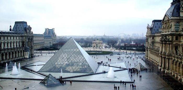 Bảo tàng Louvre - Pháp