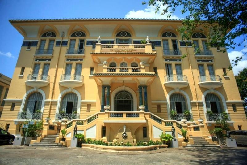 Bảo tàng Mỹ thuật TP. Hồ Chí Minh